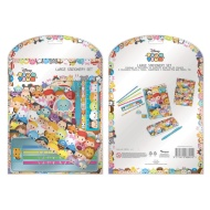 Disney Tsum Tsum Bumper Stationery Set