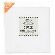 Catering & Co Paper Tablecloths 2pk