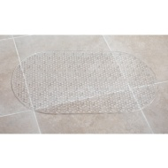 Beldray PVC Bath Mat - Clear
