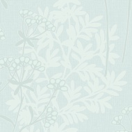 Arthouse Springtime Wallpaper - Duck Egg