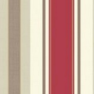 Arthouse Dante Stripe Wallpaper - Red
