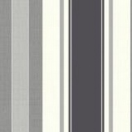 Arthouse Dante Stripe Wallpaper - Black