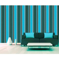 Debona Marrakech Wallpaper - Teal