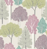 Arthouse Ellwood Wallpaper - Multi