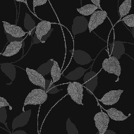 Arthouse Capriata Wallpaper - Black