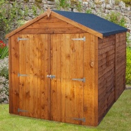 Apex Shed 8 x 6