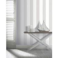 Arthouse Brilliance Stripe Glitter Wallpaper - Mocha