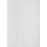 Embossed Texture Wallpaper - White