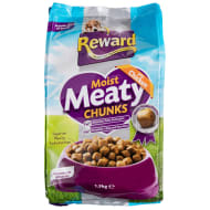 Reward Meaty Chunks Dog Food 1.5kg - Chicken