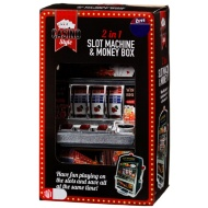2-in-1 Slot Machine & Money Box