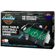 Mini Table Football Drinking Game