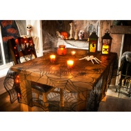Halloween Web Tablecloth