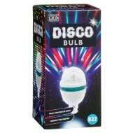 LED Disco Bulb B22 - White