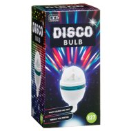 LED Disco Bulb E27 - White