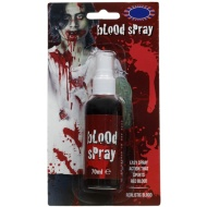Zombie Fake Blood Spray 70ml