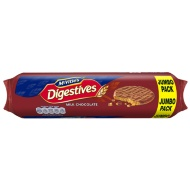 McVities Milk Chocolate Digestives 500g