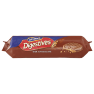 McVities Milk Chocolate Digestives Biscuits 433g