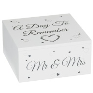 Wedding Day Storage Box
