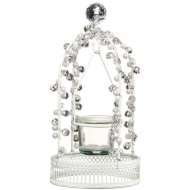 Diamante Birdcage & Tealight Holder