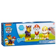 Paw Patrol Paint & Play Figures