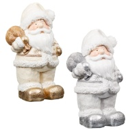 Standing Santa with Sack Ornament