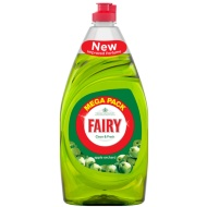 Fairy Washing Up Liquid - Apple Orchard 820ml