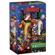 Marvel Avengers Christmas Crackers 12pk