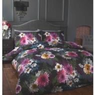 Midnight Garden Double Duvet Set