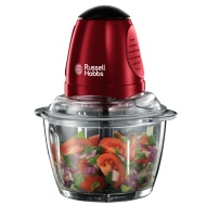 Russell Hobbs Rosso Mini Food Chopper