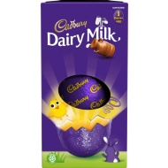 Cadbury Dairy Milk Easter Egg 72g