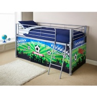 Midsleeper Bed - Football