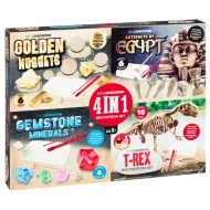 Dig & Discover 4-in-1 Excavation Kit