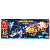 Heroes on Earth Play Set - Runaway Train
