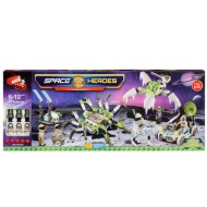 Space Heroes Play Set - Alien Invasion