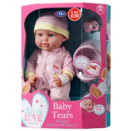 Baby Tears Doll with Wet Features