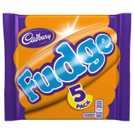 Cadbury Fudge 5pk