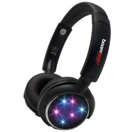 Boombeatz Disco Light Up Headphones