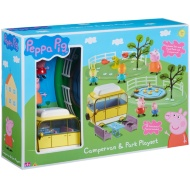 Peppa Pig Campervan & Park Playset