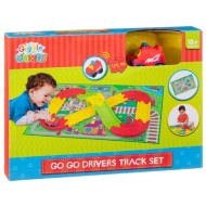Giggle & Grow Go Go Drivers Track Set