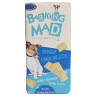 Barking Mad Doggy Chocolate - White Chocolate 100g