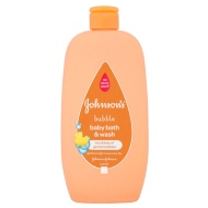 Johnson's Bubble Baby Bath & Wash 500ml