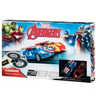 Marvel Avengers Track Set