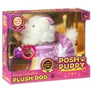 Posh Puppy Remote Control Plush Dog - Purple