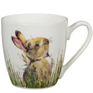 Animal Print Mug - Rabbit