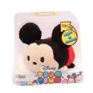 Disney Tsum Tsum Light Up & Sound Plush - Mickey Mouse