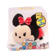 Disney Tsum Tsum Light Up & Sound Plush - Minnie Mouse