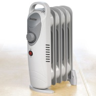 Beldray Mini 5 Fin Oil Filled Radiator 650W