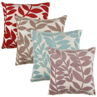 Laura Trailing Leaf Cushion Cover 2pk