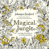 Johanna Basford Colouring Book - Magical Jungle