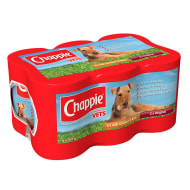 Chappie Dog Food 6 x 412g